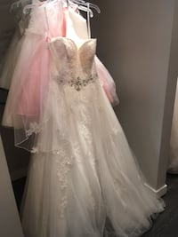 Alfred Angelo wedding gown Victoria