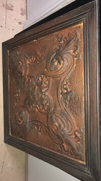 Antique: Brown wooden framed wall decor Potomac, 20854