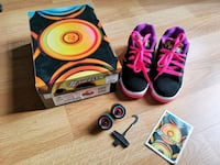Girl's Heelys - Size 3 (Never Been Worn) Toronto, M5R 1Z6