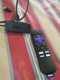 Roku & remote control. & HDMIincluded Lowell, 01851