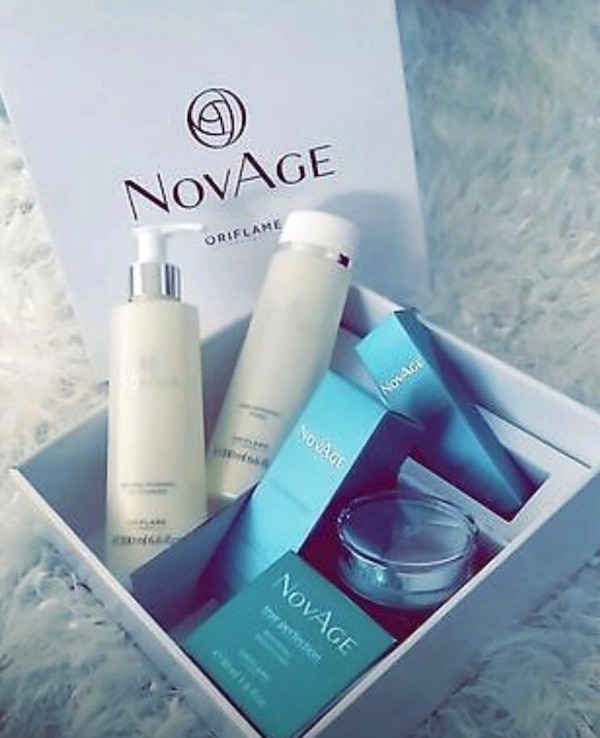 Oriflame NovAge TruePerfection 6PCS Set NEW IN BOX