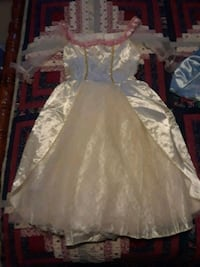 Disney Princess Dress Medium
