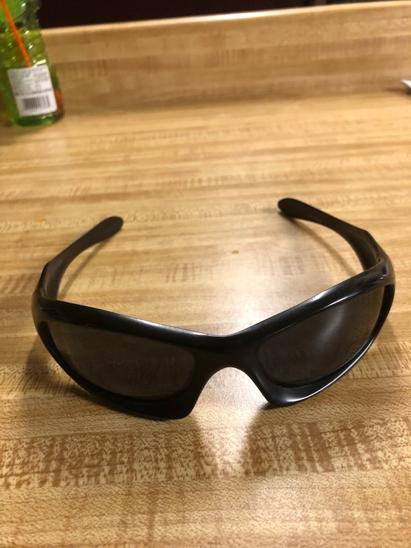 702668f52a87e Used Oakley Monster Dogs sunglasses with break away arms for sale in ...