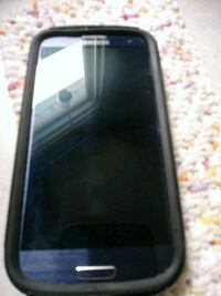 black Samsung Galaxy android smartphone St. Catharines, L2R 3X6