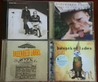 Barenaked Ladies CDs - 1990's albums (4 set) London
