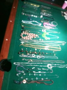 $10 for all 40 necklaces