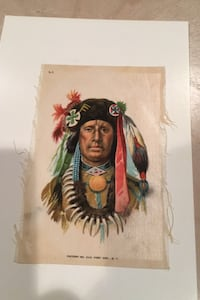 1910 American Indian Chiefs  Chantilly, 20151