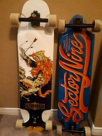 Longboard packages available  Cambridge, N3C 4E6