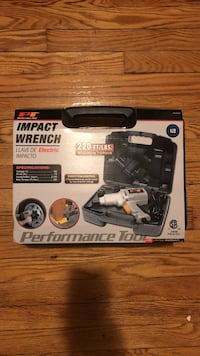 Impact Wrench - Corded