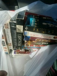 Old classic VHS movies Elyria, 44035