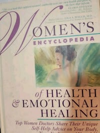 Women's Encyclopedia of health and emotional heali Anderson, 96007