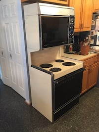 Electric GE double oven and range Olney, 20832