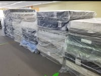 Huge savings w/ over half off new mattresses in the plastic!!!  Charlotte