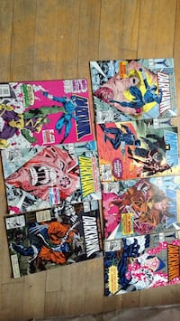 Marvel Comics Darkhawk comic book lot Montreal, H3W 2E7