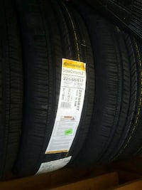 black auto tire with tire Frederick, 21703