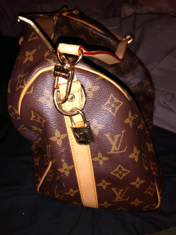 Authentic Louis Vuitton Speedy Handbag 8a0a5c98-9fa6-4749-8a42-47051cb56ef1