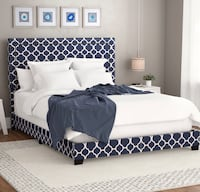 Queen Bed Frame (Brand New) Arlington, 22209