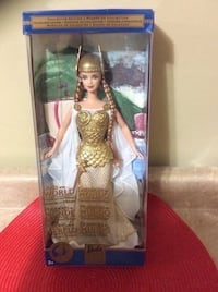 2003 Princess of the Vikings. Brand new unopened box. Collector's Item. Has Doll Stand. Toronto, M1P 4S5