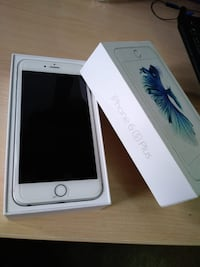 Iphone 6 S PLUS 6082 km