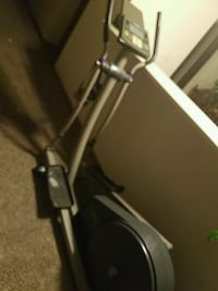 black and gray elliptical trainer Polk City, 50226