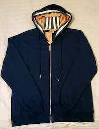 Rep Burberry hoodie size M, Brand new with tags Vancouver, V5W 2J5