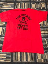 Goonies large T-shirt