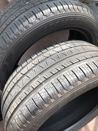 Pirelli scorpion verde all season tires 275/45/20 only driven a month Severna Park, 21146