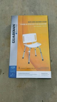 New, never used Chair, by Guardian Buffalo Grove, 60089