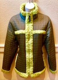 Warm & Funky Athleta Winter Jacket. Sz S. Las Vegas, 89138