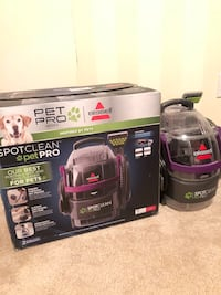 BISSELL SpotClean Pet Pro Carpet & Upholstery Cleaner Edmonton