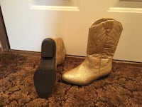 Nordstrom girls boots, size 13