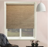 Natural woven shades/blinds Chicago, 60608