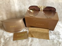 GUCCI Sunglasses with BEE Edmonton, T5V 0A6