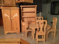 Wooden Doll Furniture PROVIDENCE