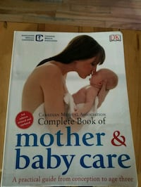 Mother & Baby Care book
