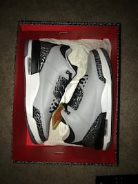 AIR JORDAN 3 RETRO MEN SZ 9.5 and 10.5 new Centreville, 20120