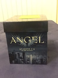 Angel Season 1-5 DVD set Takoma Park, 20912