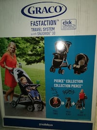 Brand new in box - Graco Fastaction System