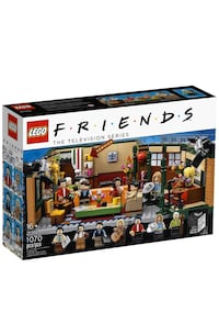 Central Perk lego set