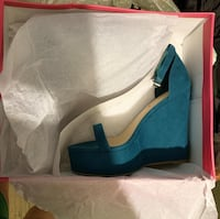 Teal wedges Oklahoma City, 73127