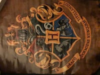 Harry Potter poster Los Angeles, 90001