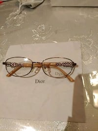 Dior Glasses Kitchener