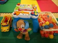 Sorted baby toys Rockville