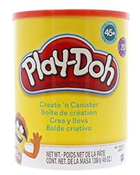 Play doh large canister brand new sealed Milton, L9T 8C1