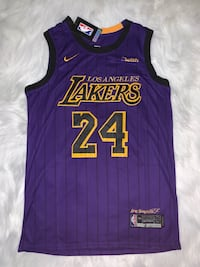 Kobe Lakers #24 Purple  Surrey, V4N 1B6