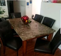 Dinning table with 6 chairs Escondido, 92027
