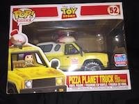 Pop Toy Story Pizza Planet Truck Dacula, 30019
