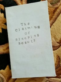 The Claming of Sleeping Beauty paperback book  San Diego, 92124