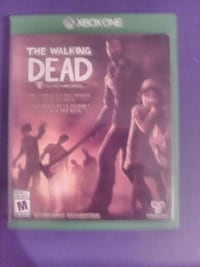The Walking Dead Season One Xbox One Lethbridge, T1K 5N4