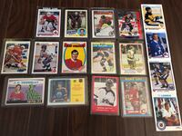 Hockey Rookie Cards, Older Cards, Etc Price reduced and is now firm. $60 total for all 17 cards Edmonton, T6B 3C3